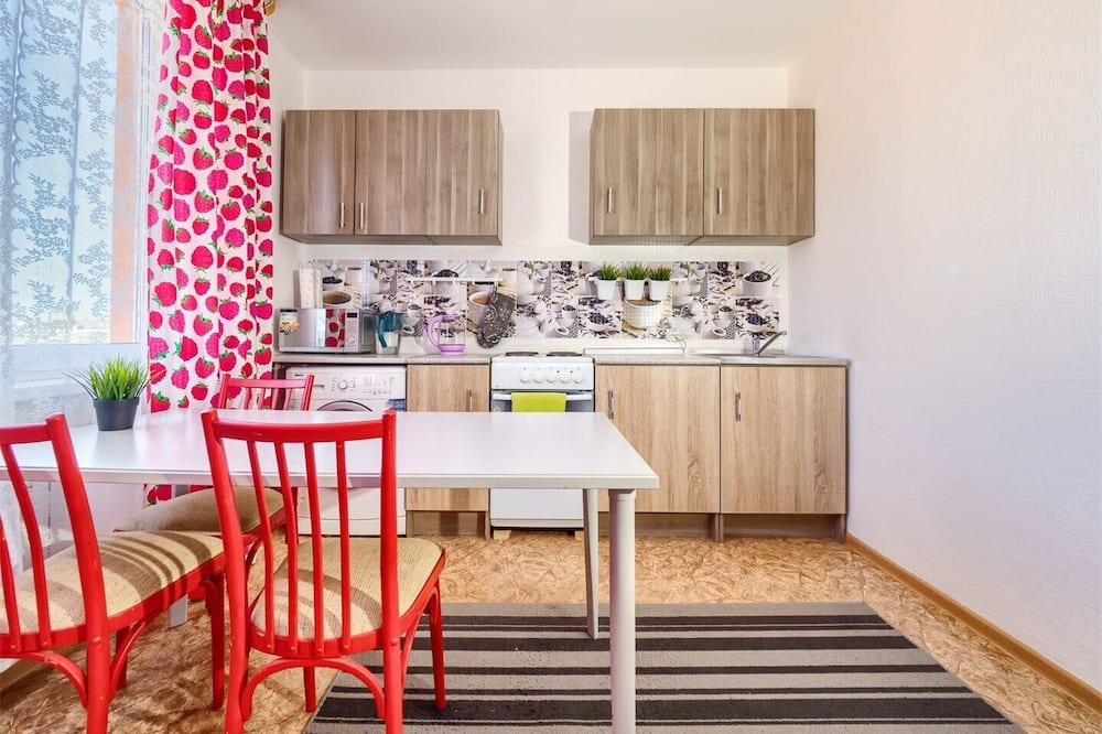 Family Apartment, 2 Bedrooms - In-Room Dining