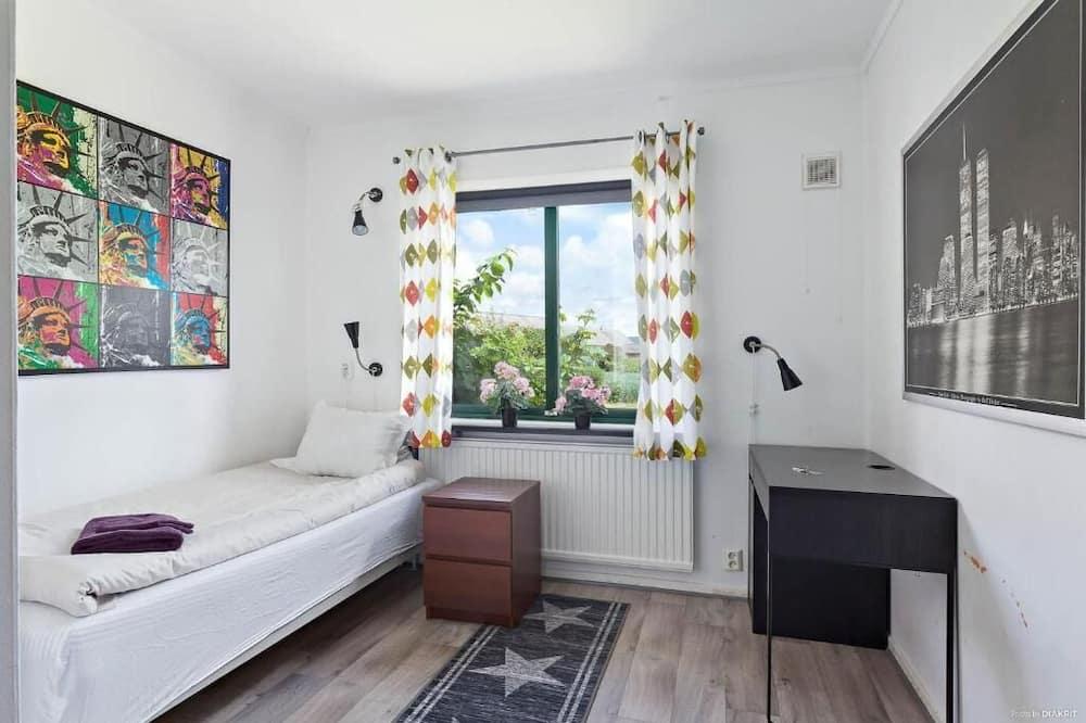 Habitación individual básica, baño compartido - Habitación