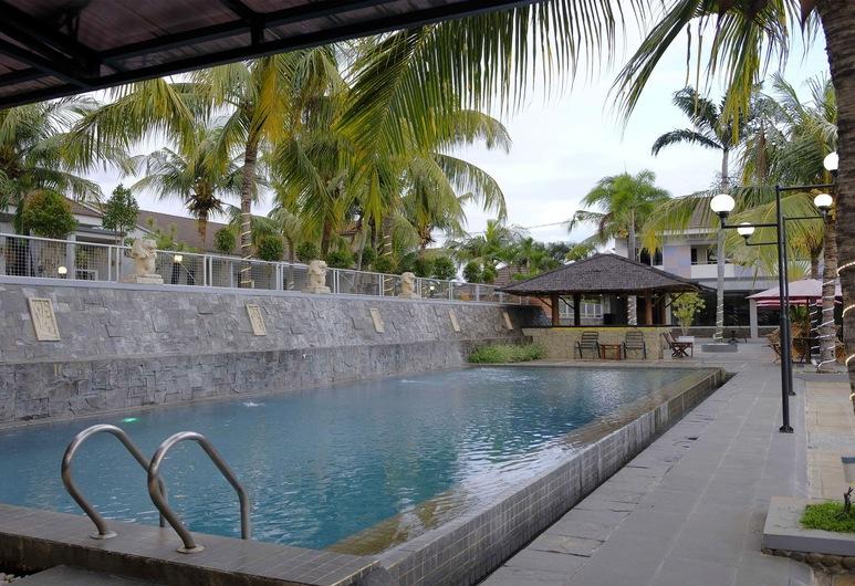 Kuraya Residence Lampung, Bandar Lampung, Kolam Renang Luar Ruangan