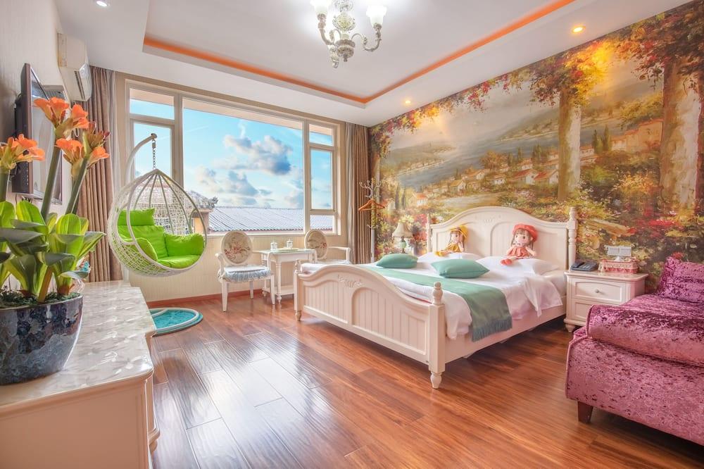 Baroque Double Room - Guest Room