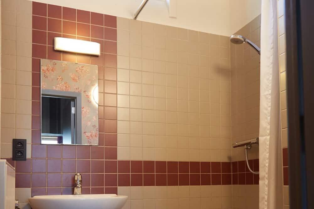 Deluxe-værelse med 2 enkeltsenge - flere senge - Badeværelse