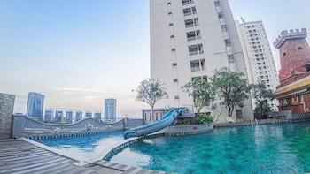 Introduce las fechas para ver los descuentos de hoteles en Tangerang