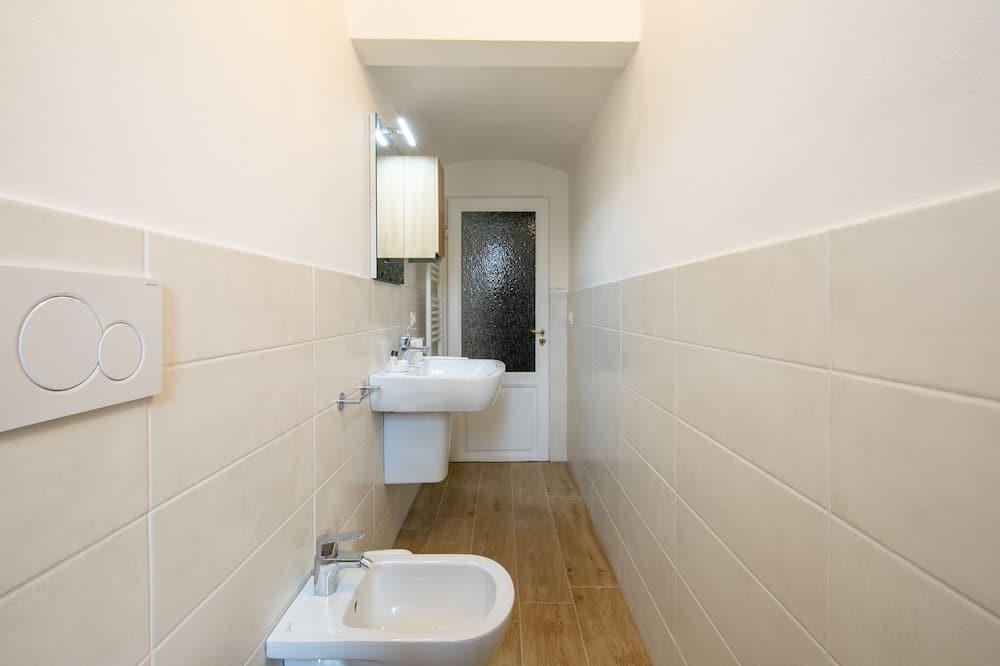 Міські апартаменти - Ванна кімната