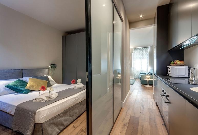 Mamo Florence - Pepe Apartment, Firenze, apartman, 2 hálószobával, Szoba
