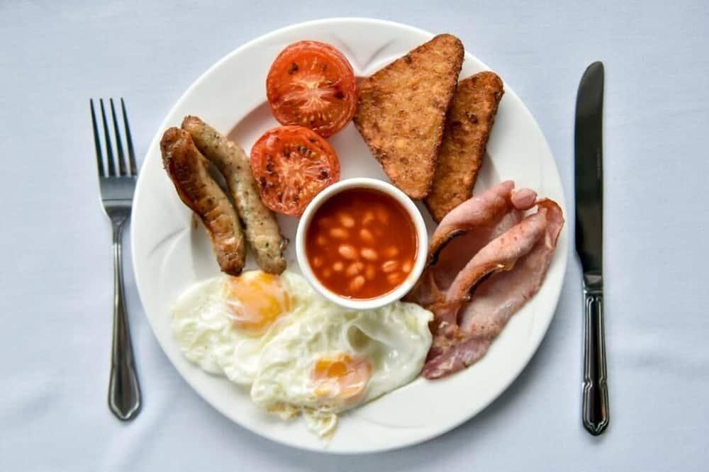 Reggeli menü