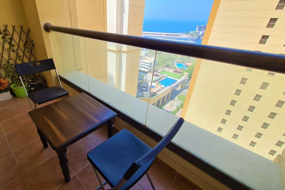 Dzīvokļnumurs (2 Bedrooms) - Balkons