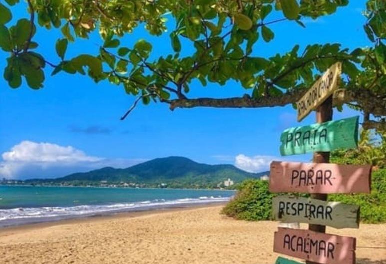Pousada Fiedler e Anacleto, Penha, Pláž
