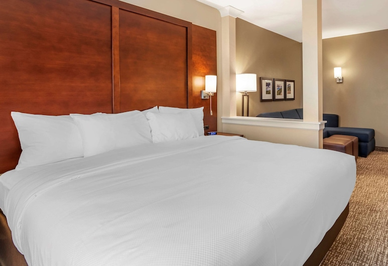 Comfort Inn & Suites, Winchester, Apartmá, dvojlůžko (200 cm) a rozkládací pohovka, bezbariérový přístup, nekuřácký, Pokoj