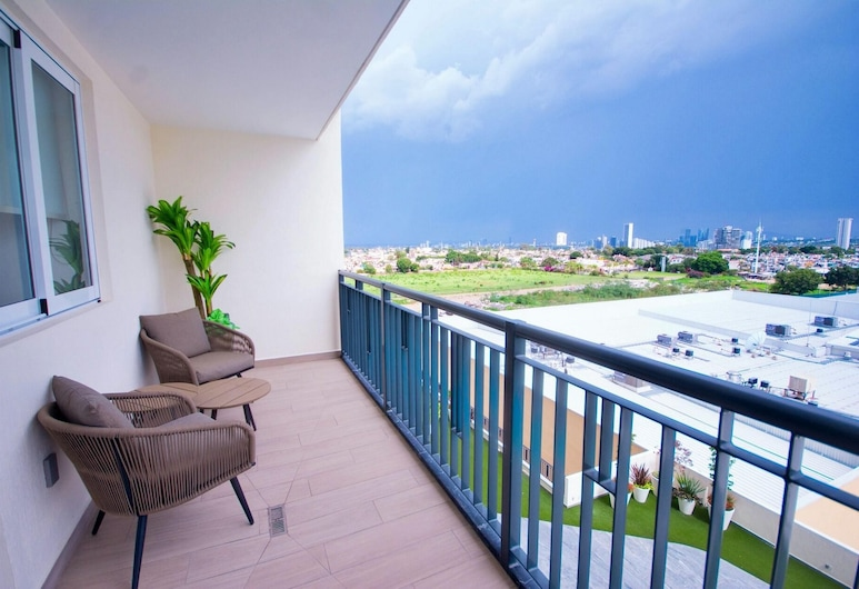 Real View Towers E408 by Casago, Zapopan, Διαμέρισμα (Condo), 2 Υπνοδωμάτια, Μπαλκόνι