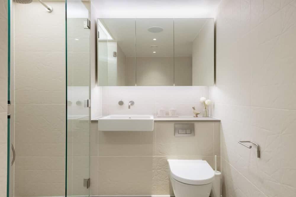 อพาร์ทเมนท์ - ห้องน้ำ