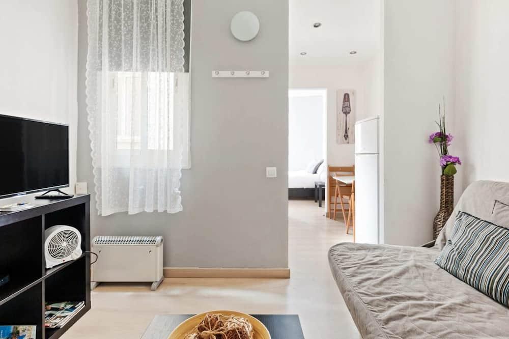 Departamento (1 Bedroom) - Sala de estar