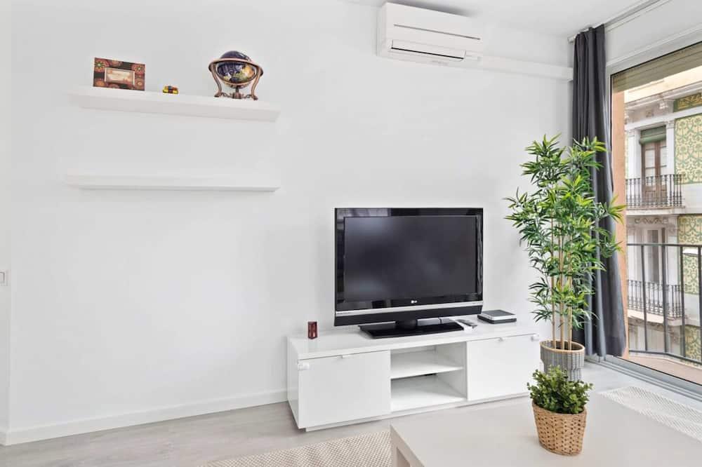 อพาร์ทเมนท์ (3 Bedrooms) - ห้องนั่งเล่น
