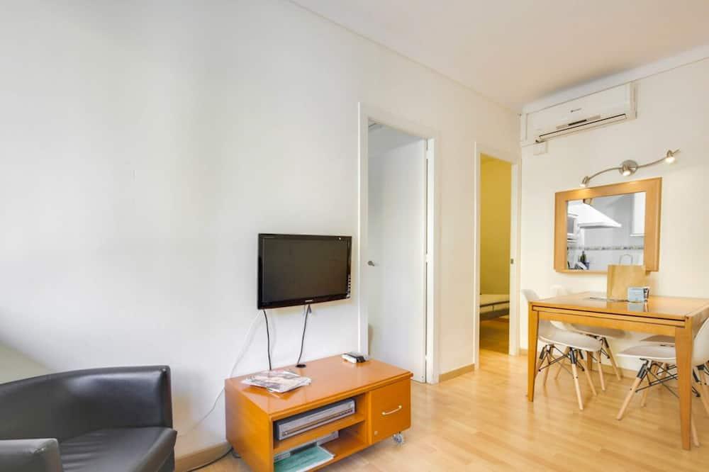 شقة (2 Bedrooms) - غرفة معيشة