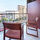 Apartment (3 Bedrooms) - Balkon