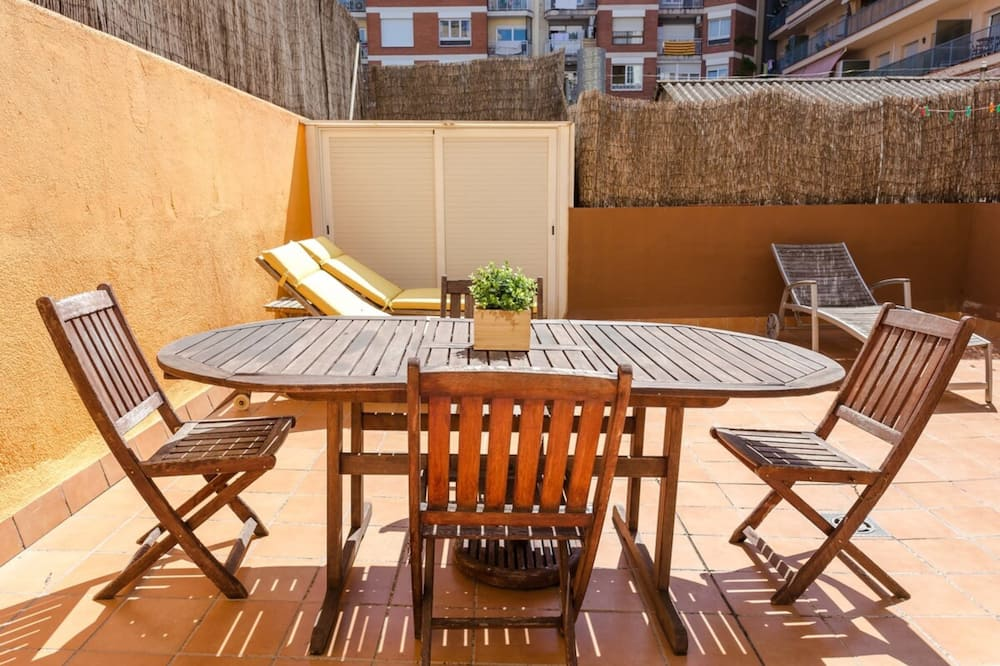 Apartman (2 Bedrooms) - Balkon