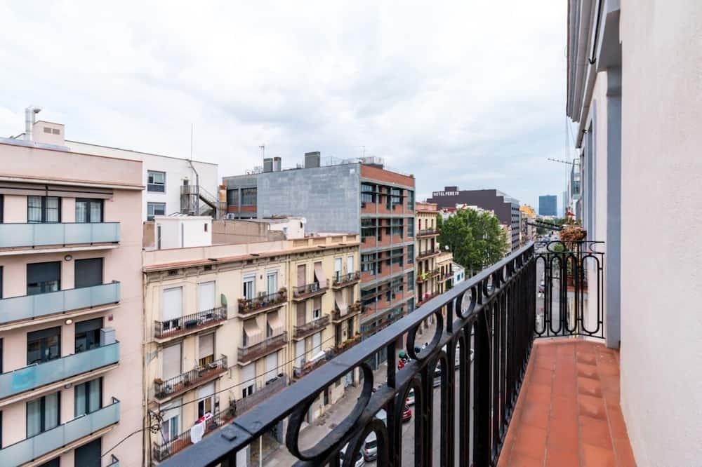 アパートメント (2 Bedrooms) - バルコニー