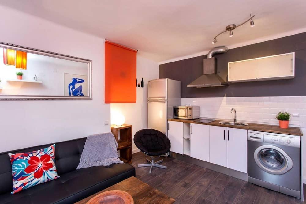Studio (0 Bedroom) - Zimmer