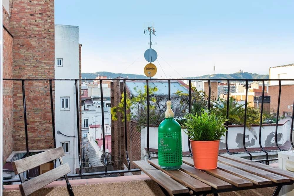 Studio (0 Bedroom) - Balkon