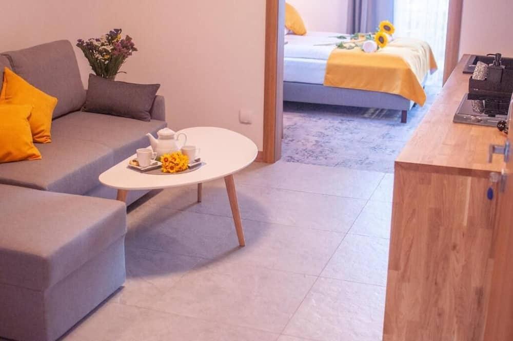 Апартаменти «Делюкс» (2) - Житлова площа