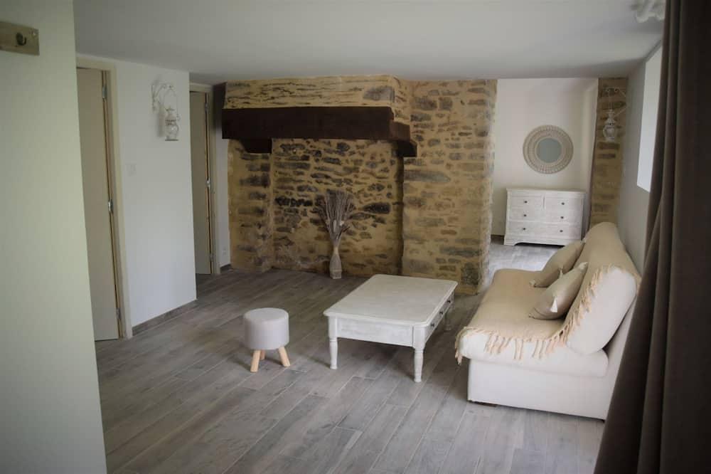 Apartmá typu Deluxe - Obývací prostor