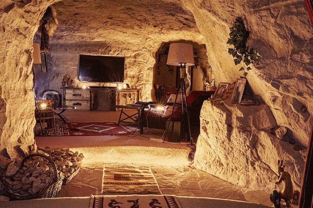 Dom typu Exclusive - Obývacie priestory