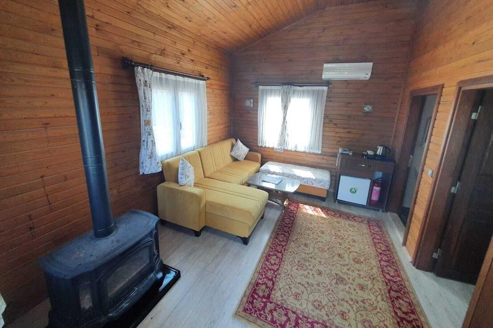 Семейное бунгало - Зона гостиной