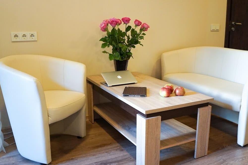 Superior Room (4 people) - Living Area