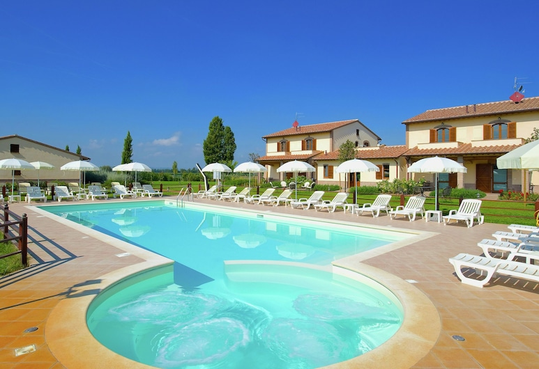 An Agritourism Complex With Views of Assisi, Cannara