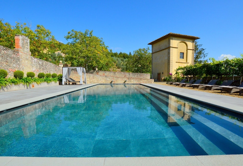 Sprawling Mansion in Tuscany With Swimming Pool, Rignano sull'Arno, Pool