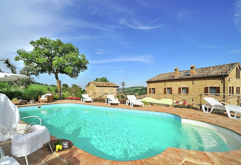 Exotic Villa in San Ginesio With Private Pool, San Ginesio