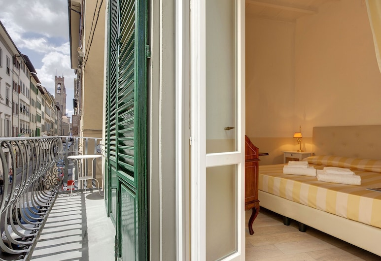 Beautiful Apartment in the Heart of Florence, Florence, Balkoni