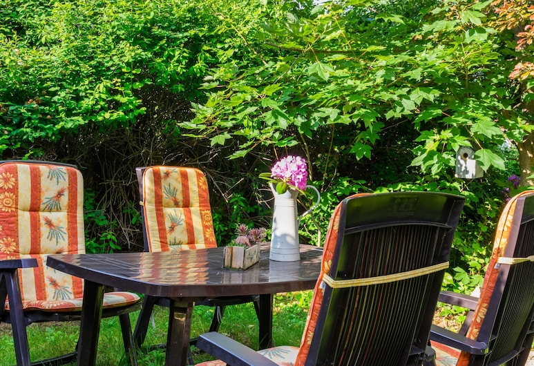 Enchanting Apartment in Braunlage Near Forest and River, Braunlage, Ogród