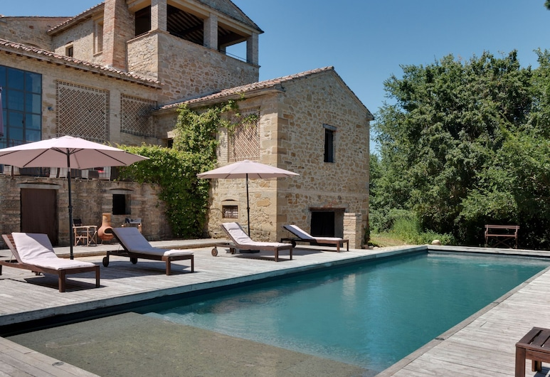 Secluded Apartment in Anghiari With Swimming Pool, Anghiari, Exterior