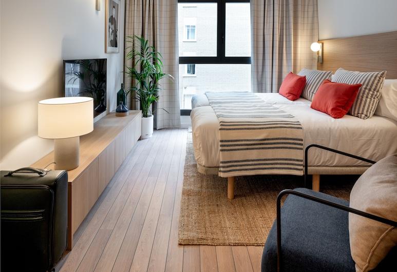 Aparthotel Libere Vitoria, บิตอเรีย-กาสเตอิซ, สตูดิโอ, ห้องพัก