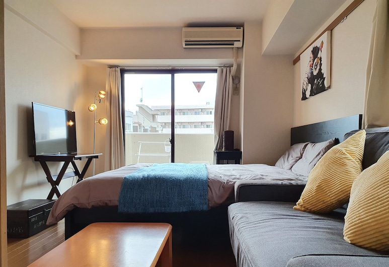 Newly remodeled Flat in the Heart of Shimokita 5, Tokyo, Comfort Single Room, Room