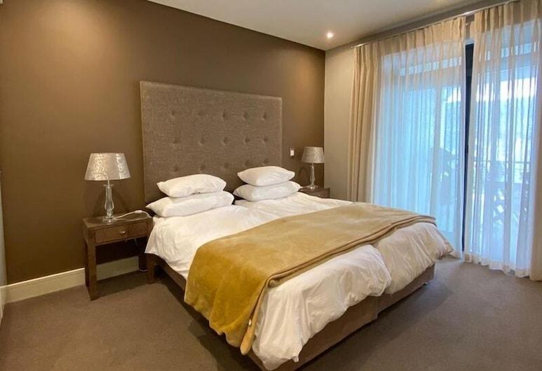 Marine Square Luxury Suites, Hermanus, Standardni apartman, 2 spavaće sobe, Soba za goste