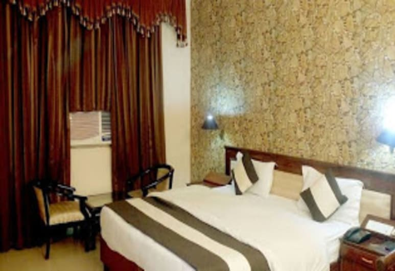 Nouva by Dcrest Hotel, Agra, Habitación Deluxe, Habitación
