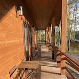Standard-Doppelzimmer - Lanai (Veranda)