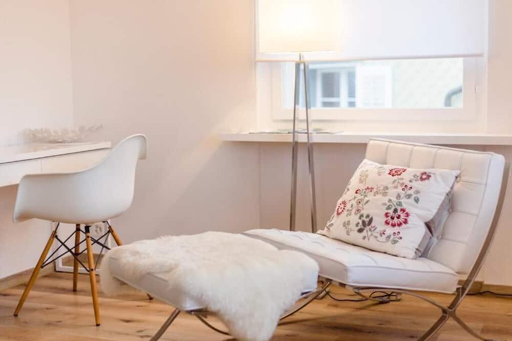 Dvojlôžková izba typu Superior (z1) - Obývacie priestory