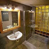 套房, 露台 - 浴室