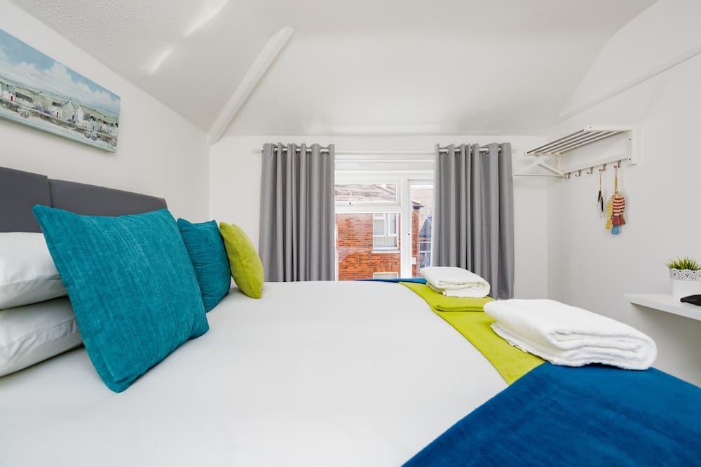 Апартаменти, приватна ванна, з видом на місто (2 Bedroom Apartment) - Номер