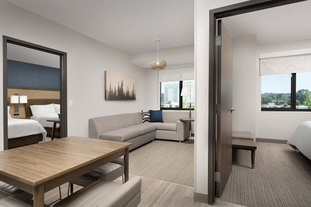 Apartmán, 2 spálne, nefajčiarska izba - Hosťovská izba