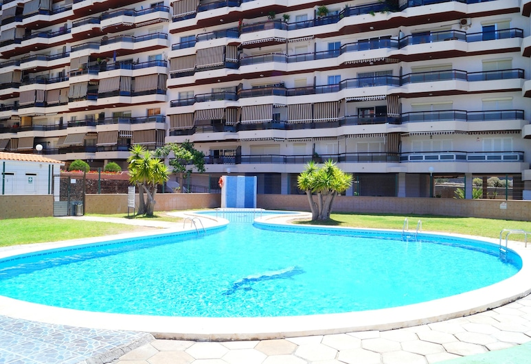 Apartment With 3 Bedrooms in Arona, With Wonderful sea View, Shared Pool, Furnished Terrace - 600 m From the Beach, Arona, Alberca