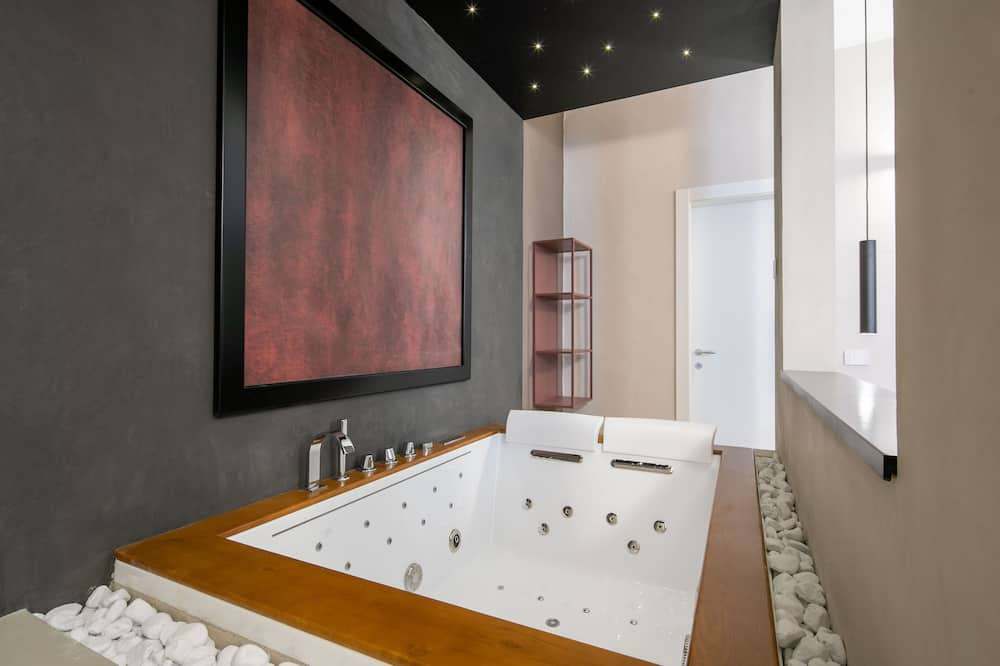 Luxe appartement - Privéspabad