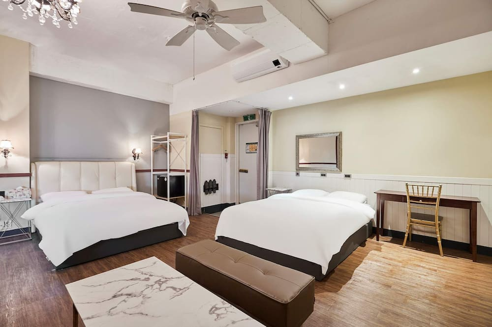 Pokoj Deluxe s dvojlůžkem nebo dvěma jednolůžky - Pokoj