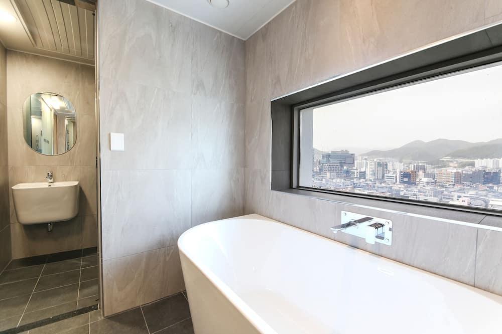 Chambre Double Luxe - Salle de bain
