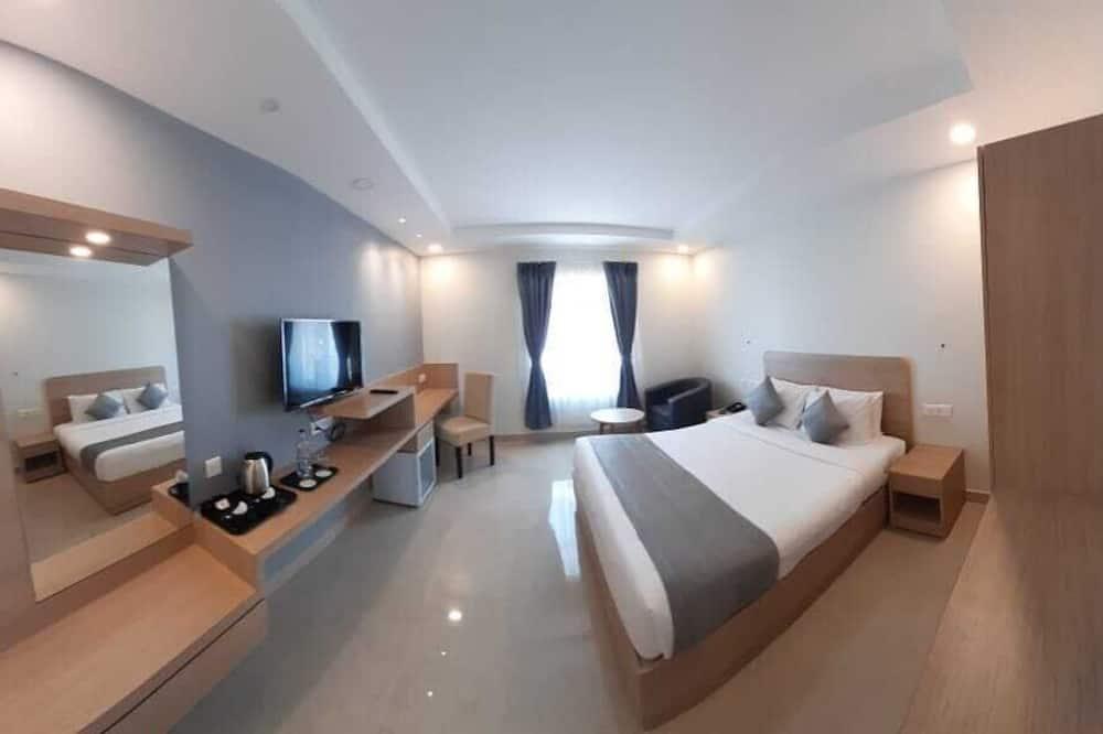 Deluxe Δίκλινο Δωμάτιο (Double ή Twin) - Δωμάτιο επισκεπτών