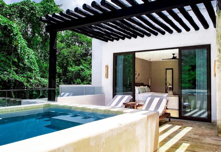 Ultimate Luxury Penthouse at The Fairmont Mayakoba Cancun, Playa del Carmen, Balcony