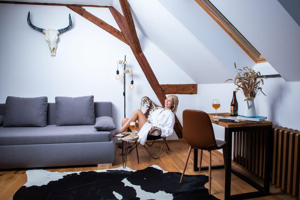 Habitación Royal - Sala de estar