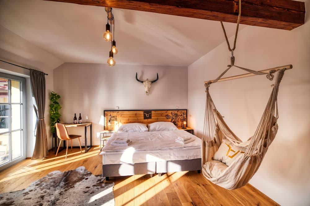 Habitación exclusiva - Sala de estar